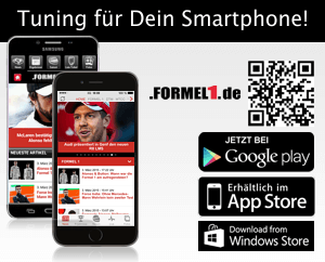 Formel-1-App für iOS, Android, Windows Phone