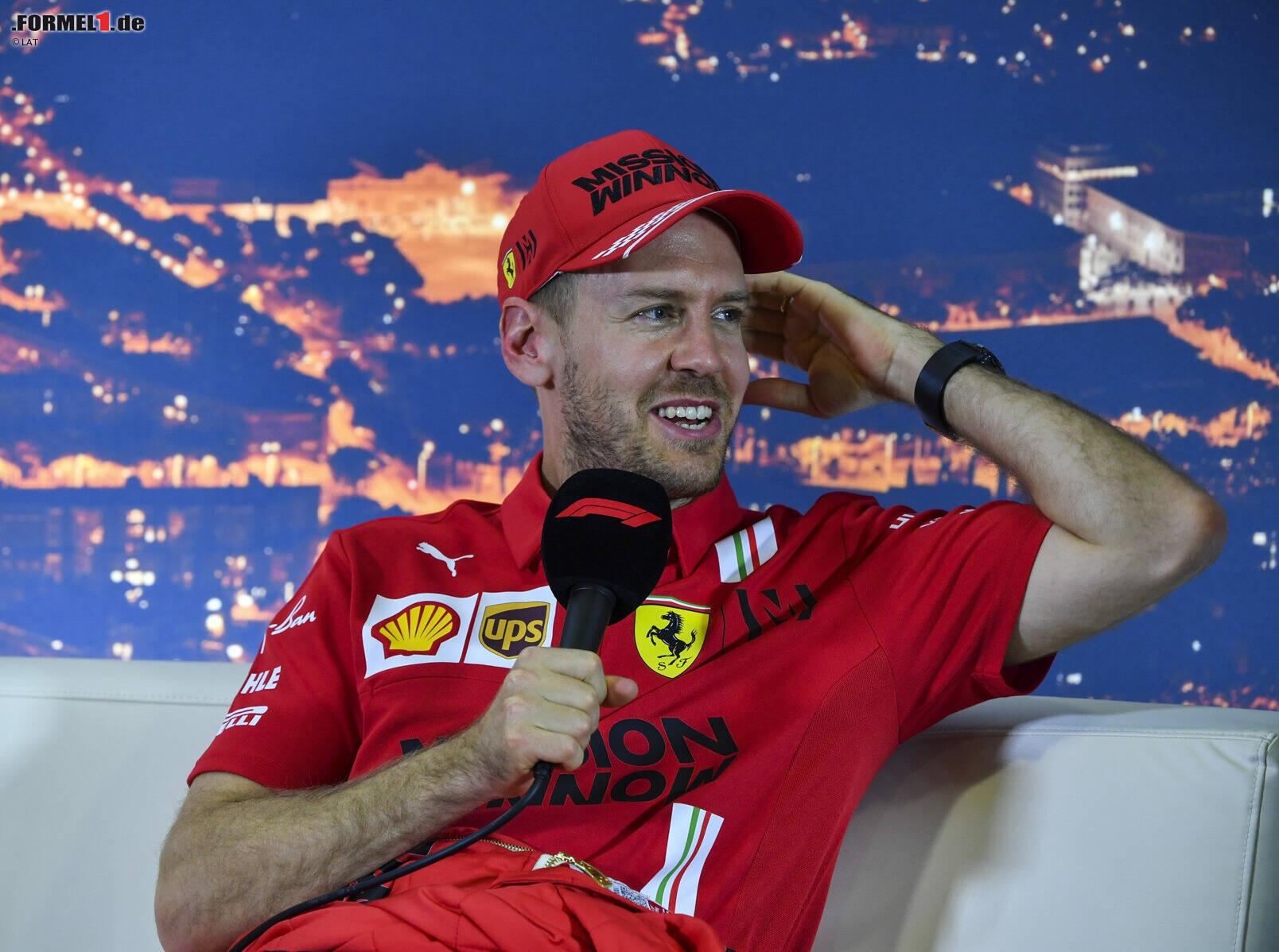Sebastian Vettel Vermögen