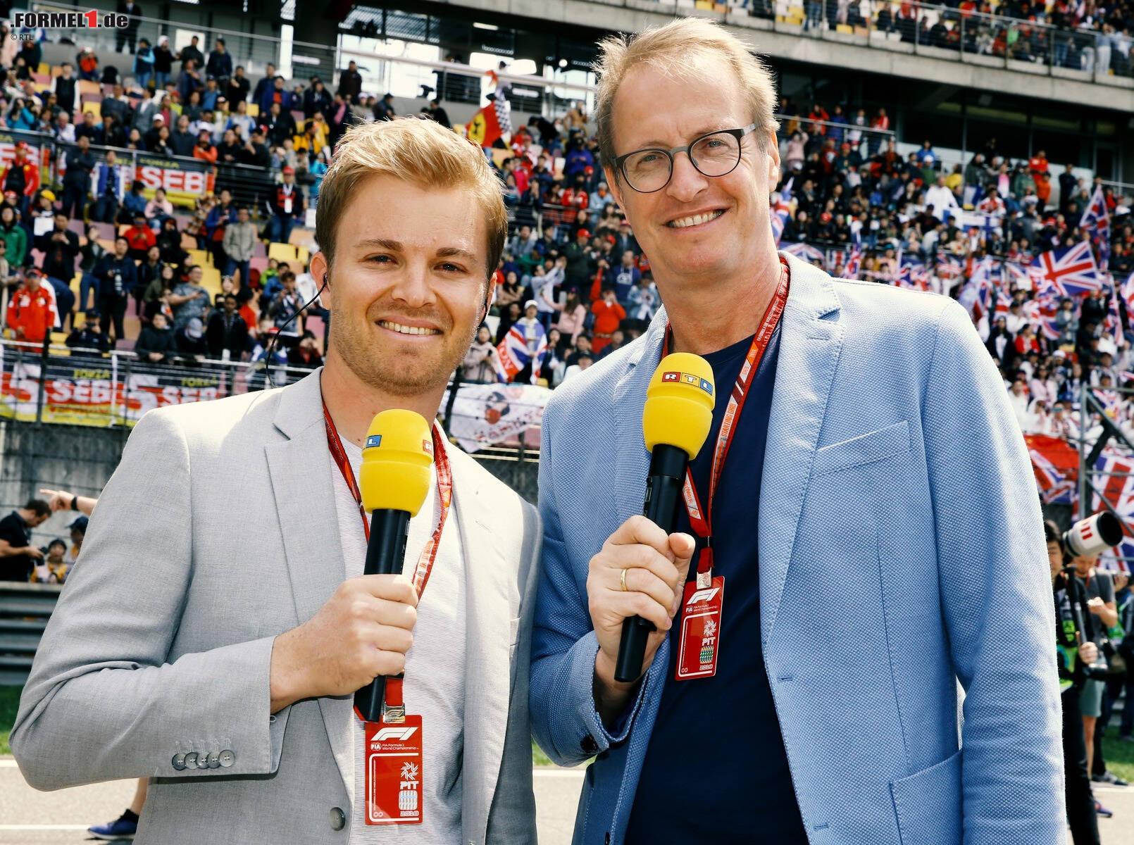 Formel 1 in Ultra-HD: RTL testet neue Live-Übertragung ...