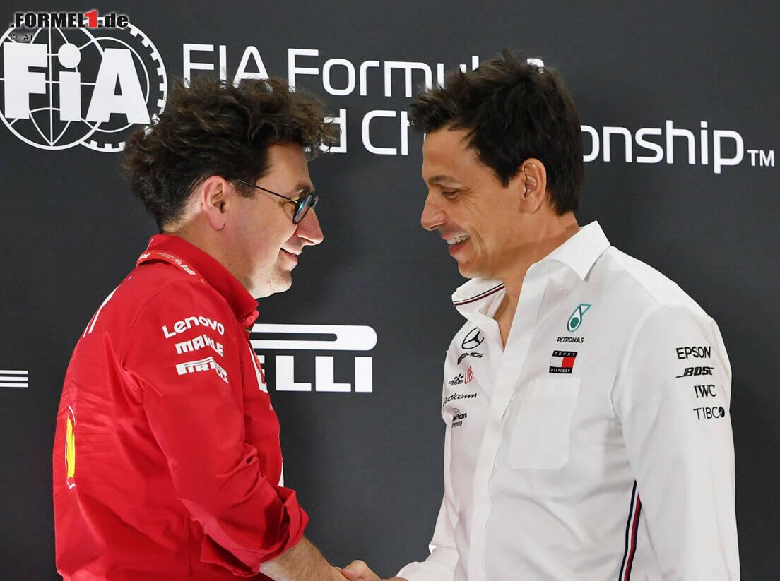 Formel 1 Toto Wolff
