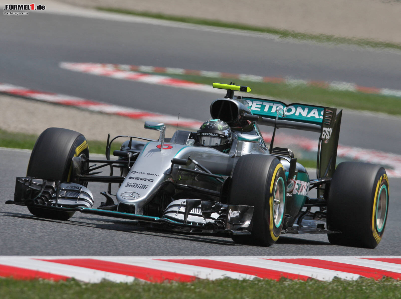 formel 1 barcelona 2016 rosberg als favorit ins. Black Bedroom Furniture Sets. Home Design Ideas