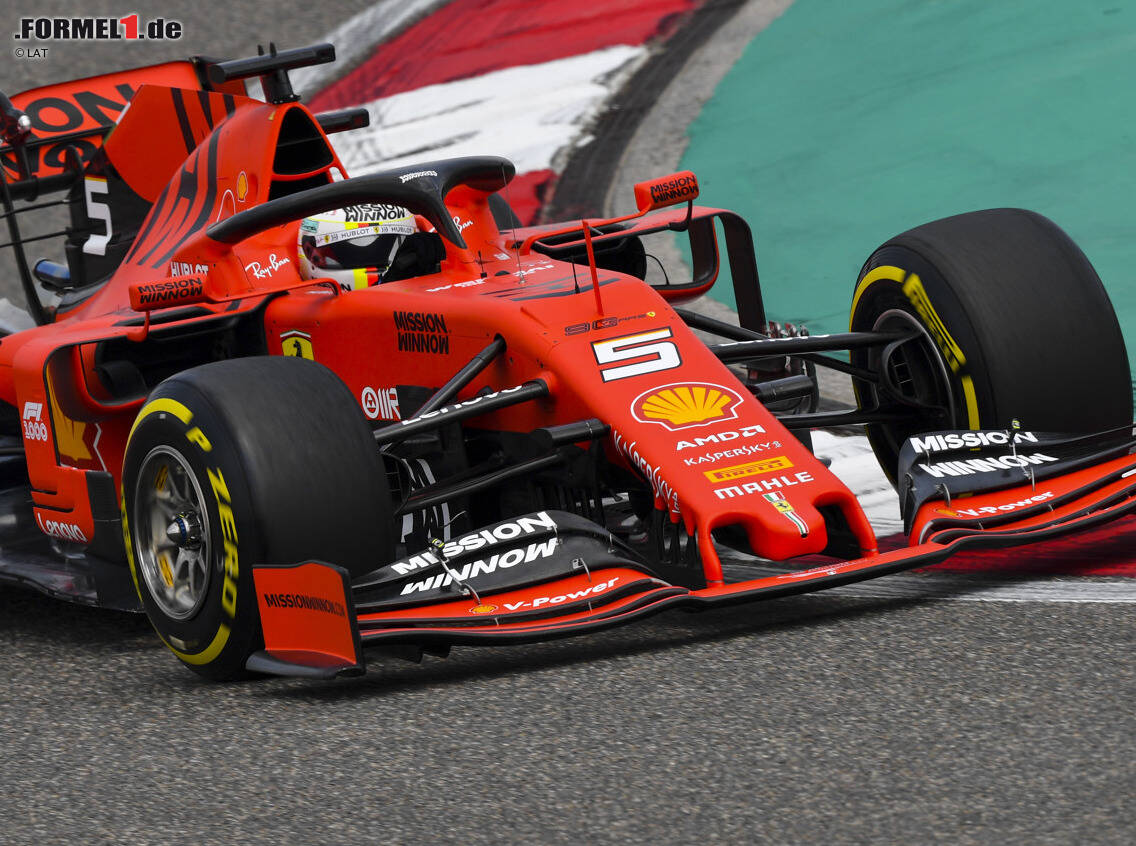 Formel 1 China 2019