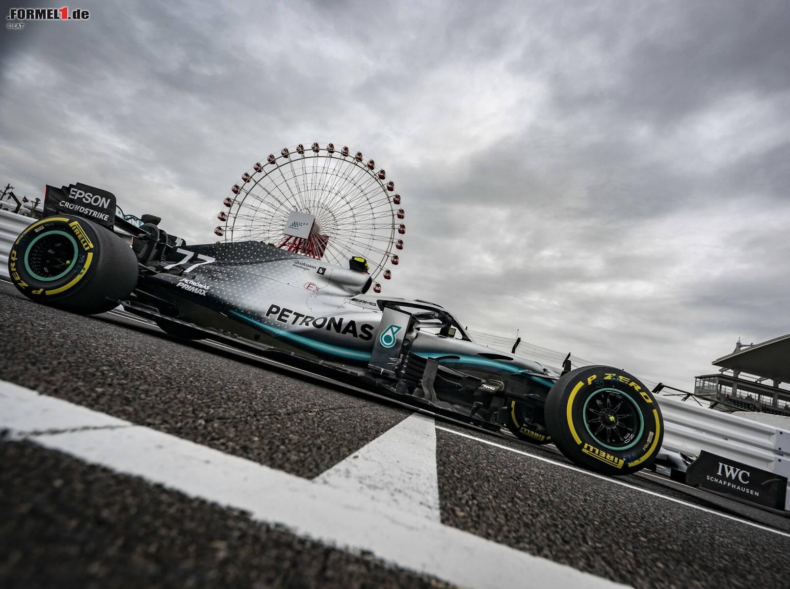 Formel 1 Suzuka 2019