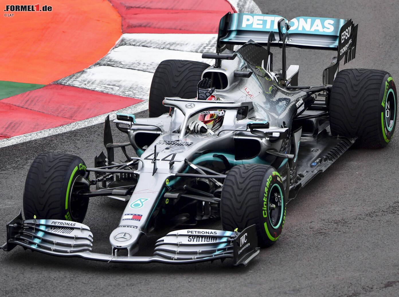 Formel 1 Mexiko Zeitplan