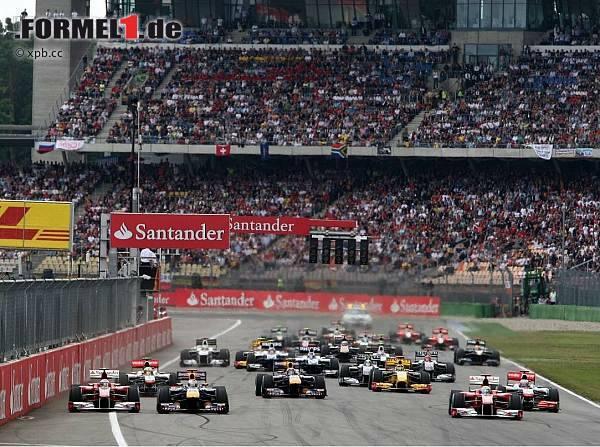 Formel 1 Plan