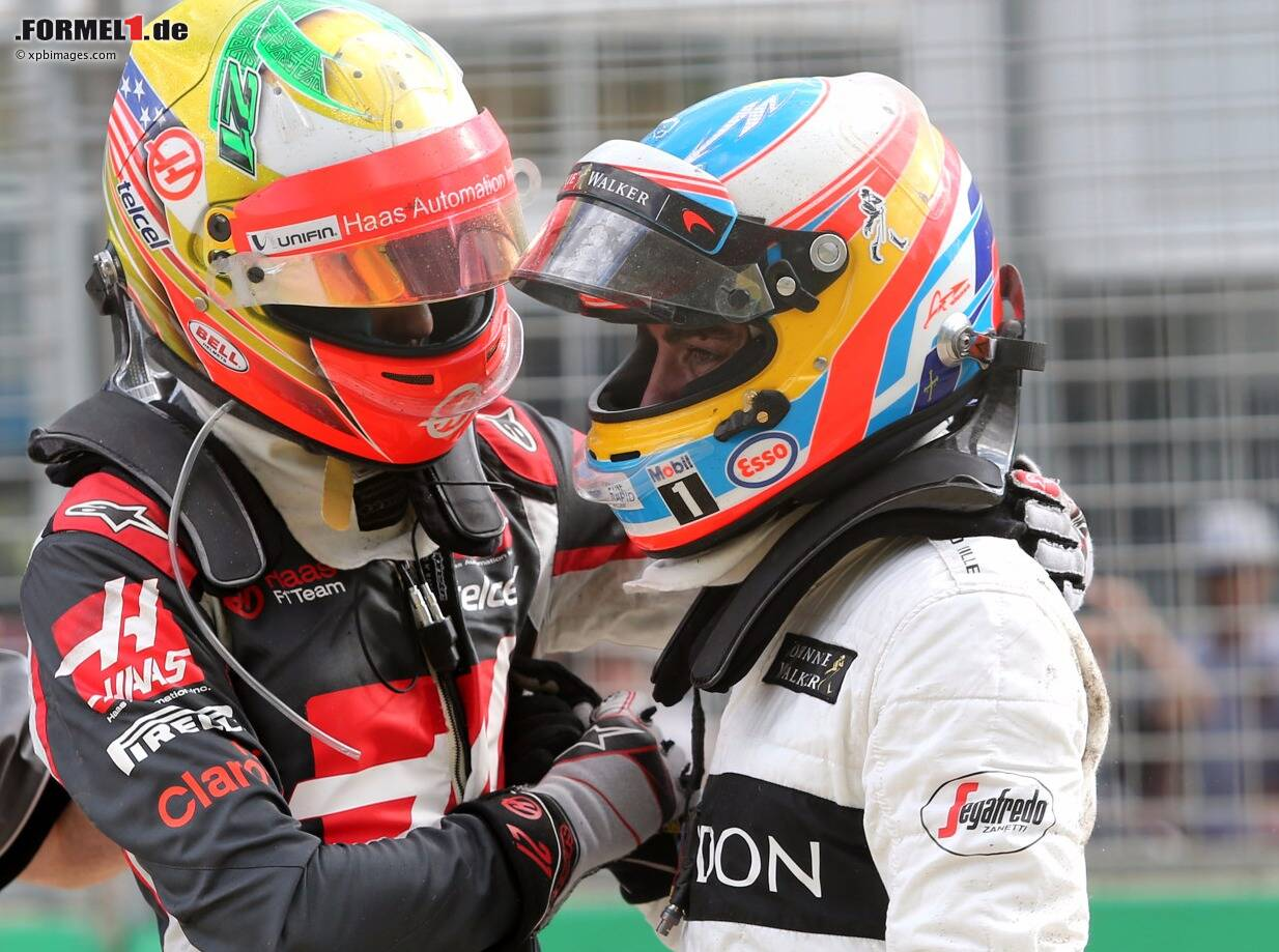 alonso unfall melbourne