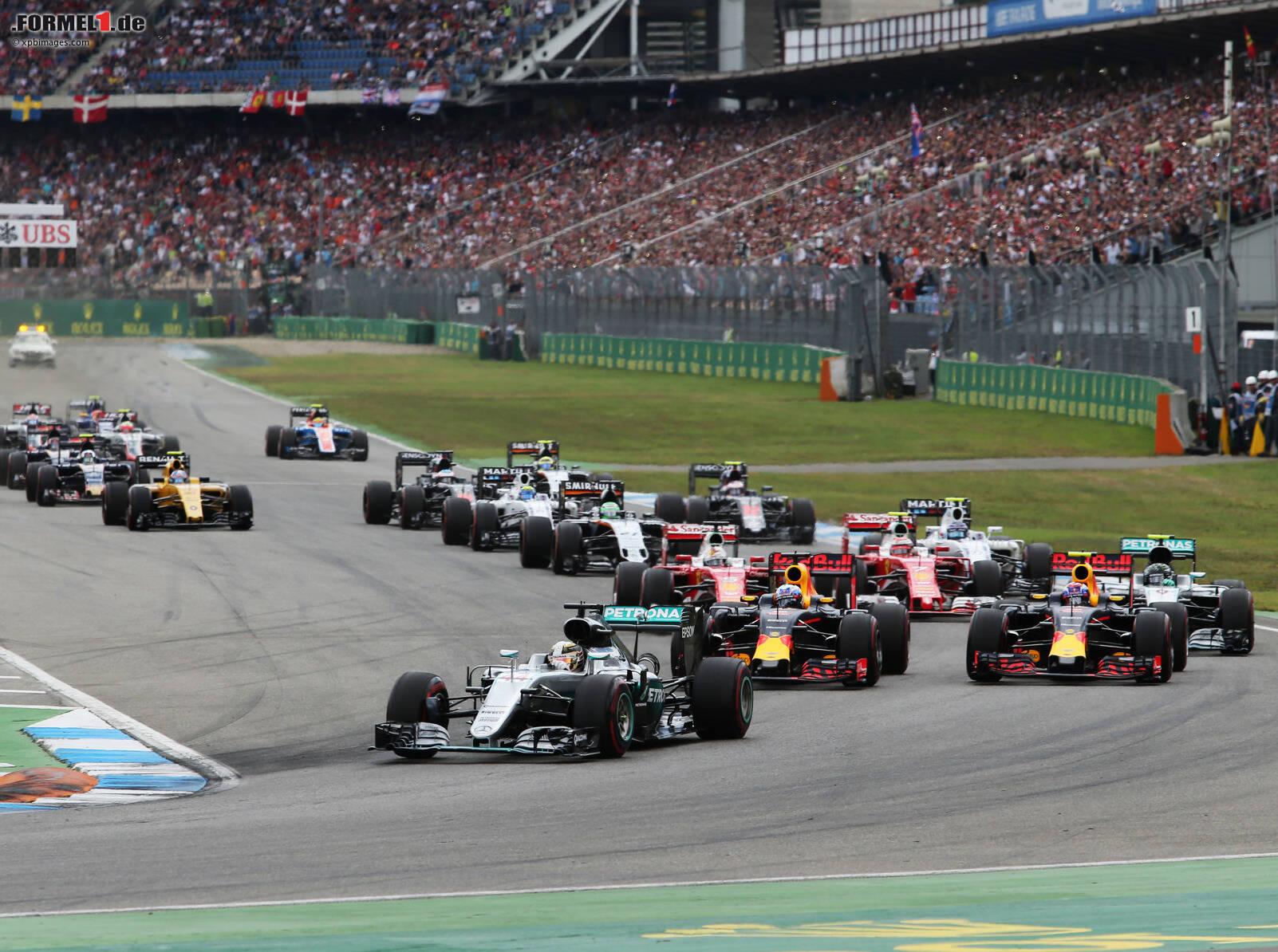formel 1 nürburgring 2019