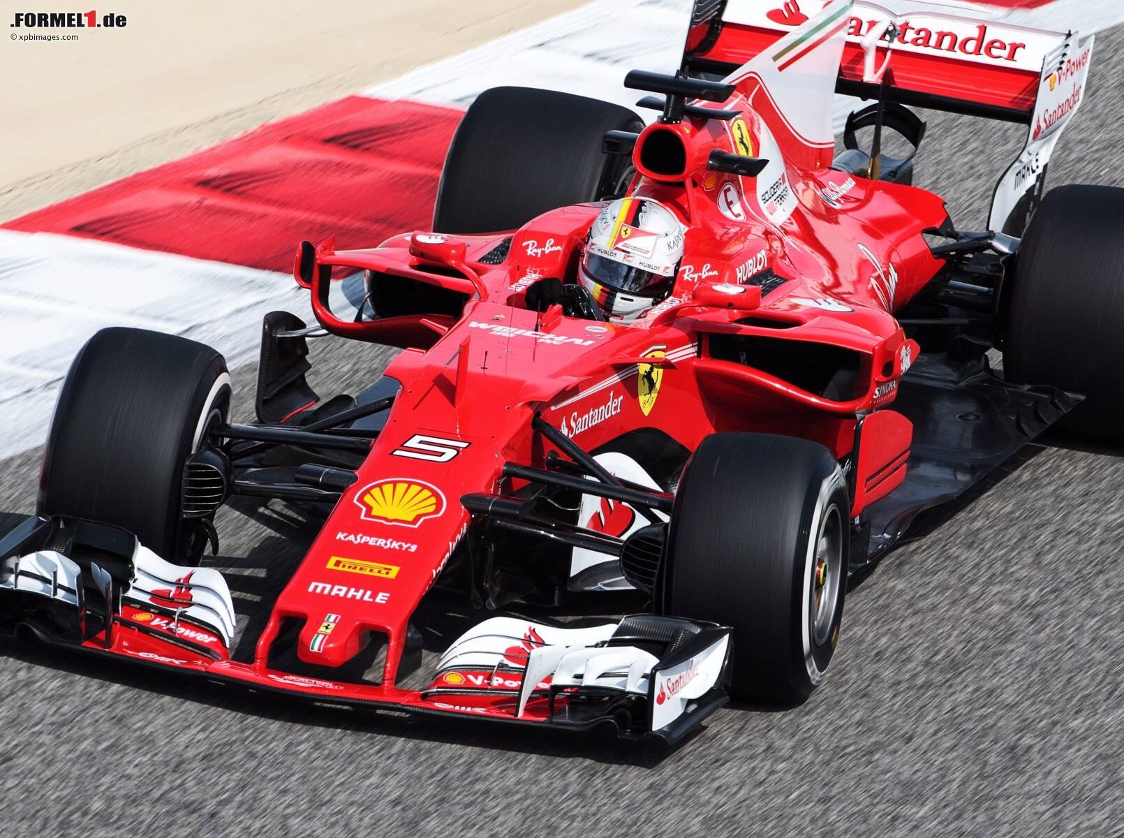Ferrari f1 unterboden 9