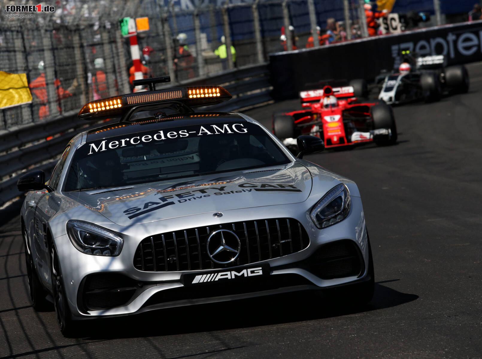 Safety Car Fahrer Formel 1