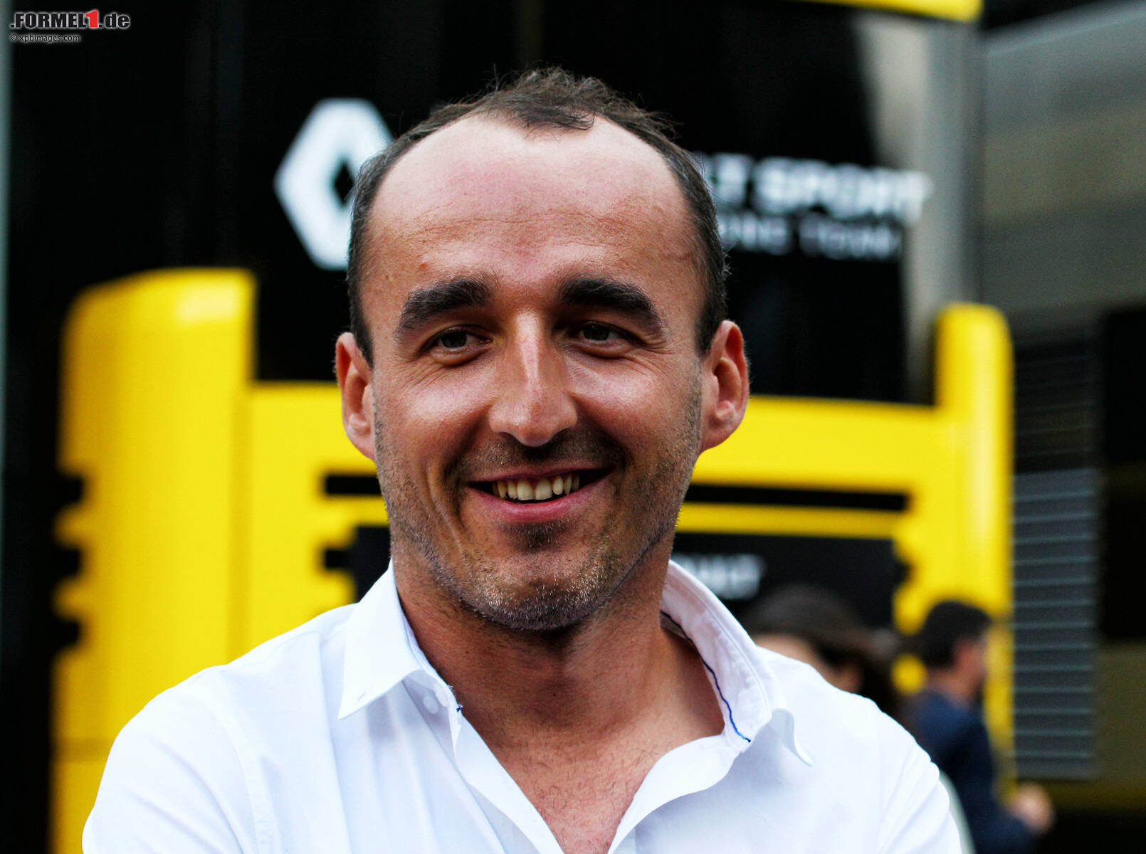 manager renault nicht die einzige option f r robert kubica. Black Bedroom Furniture Sets. Home Design Ideas