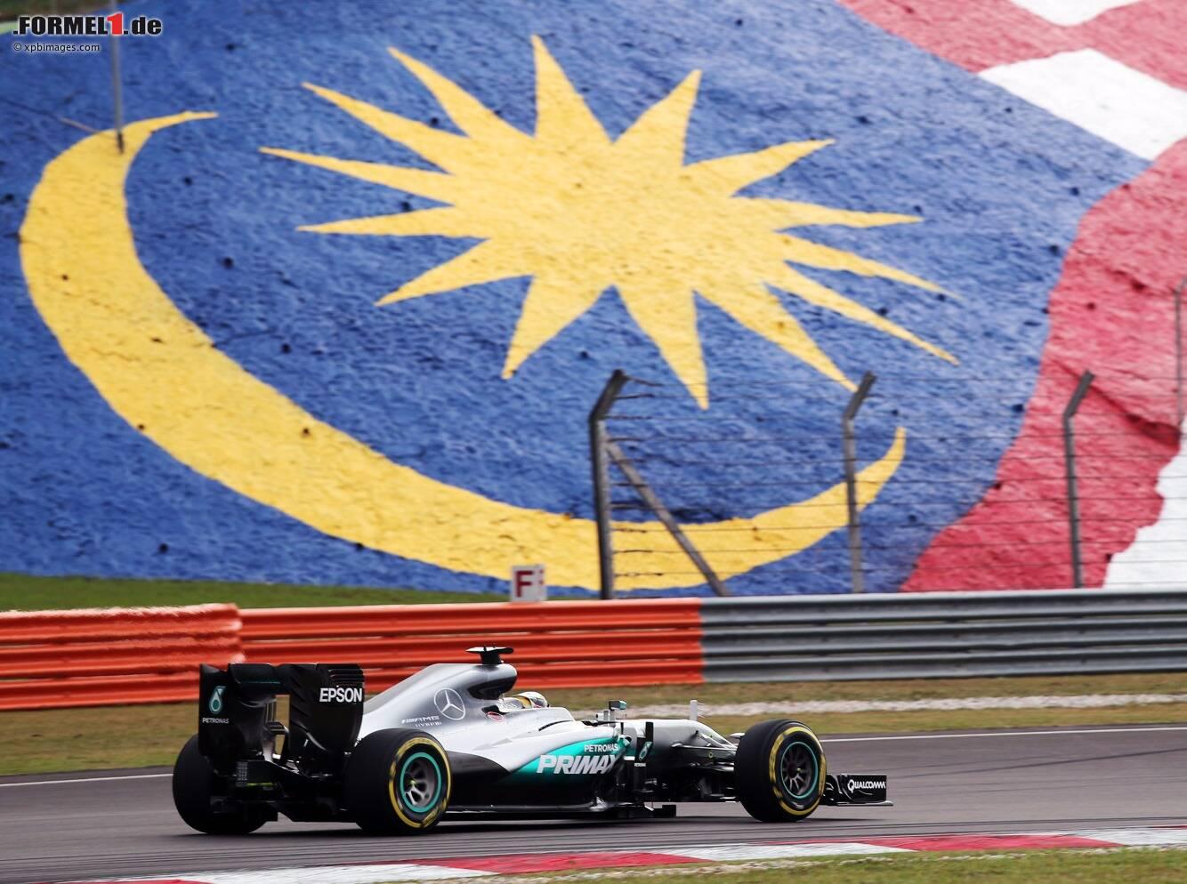 rennen malaysia formel 1