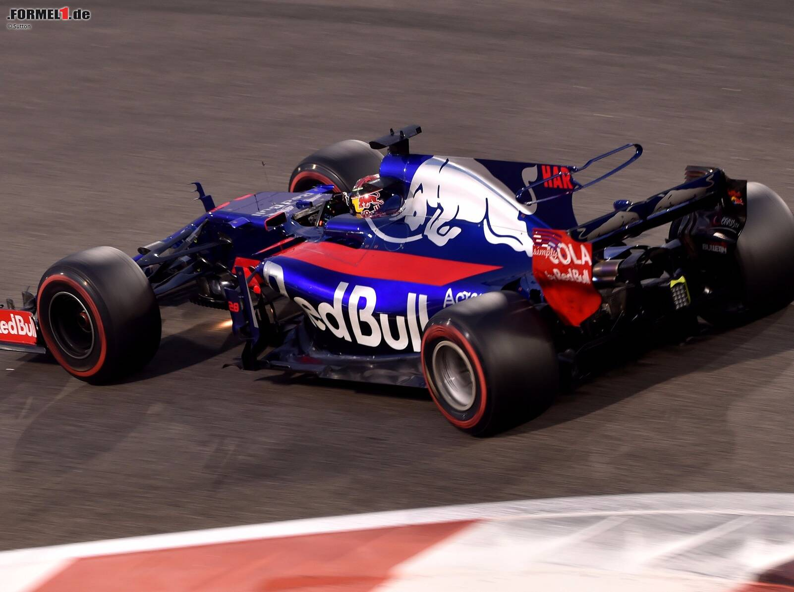 Honda: Gleichberechtigte Beziehung zu Toro Rosso - Formel1.de-F1-News