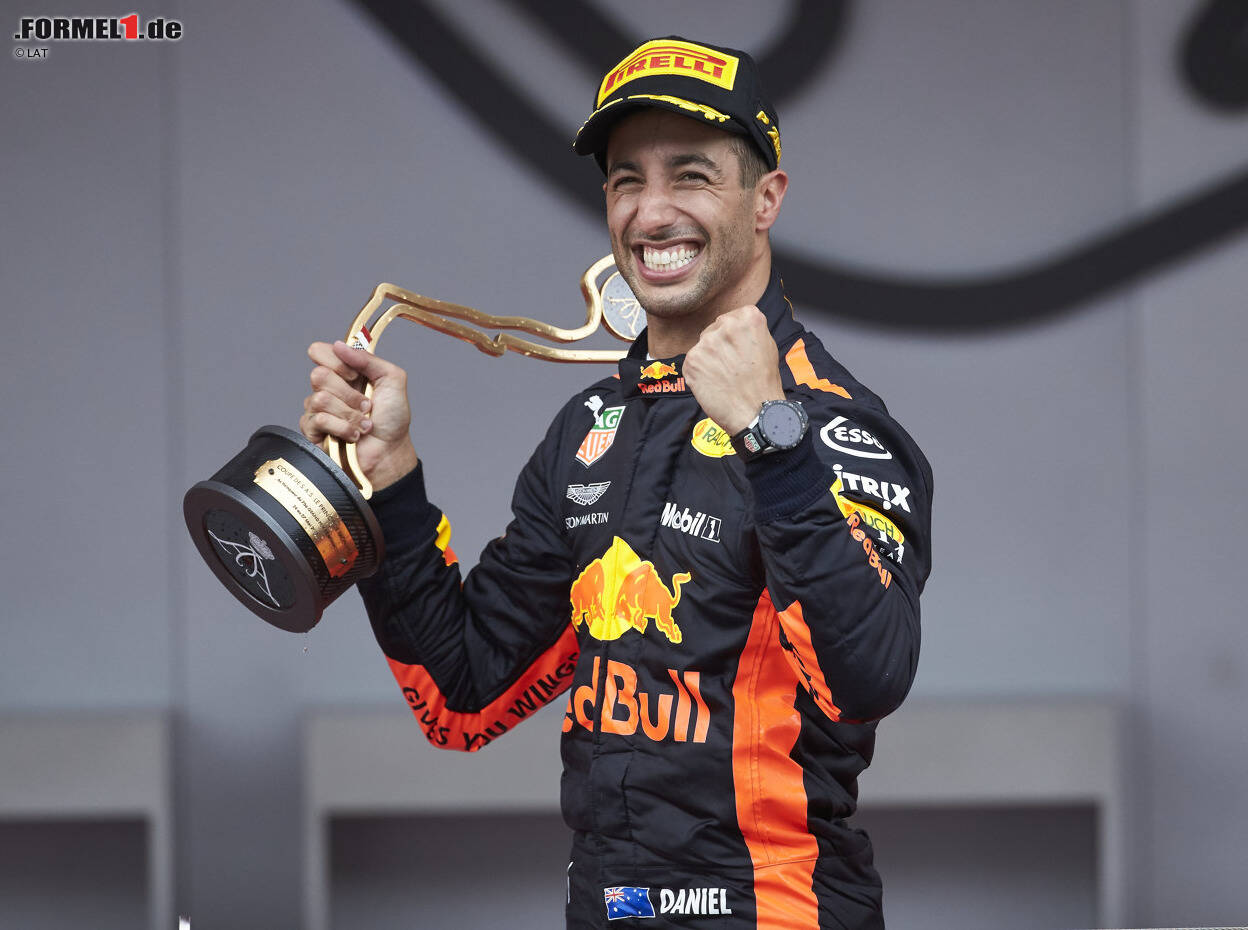 Monaco News: Nach Monaco: Ricciardo Neuer König Im Transferschach