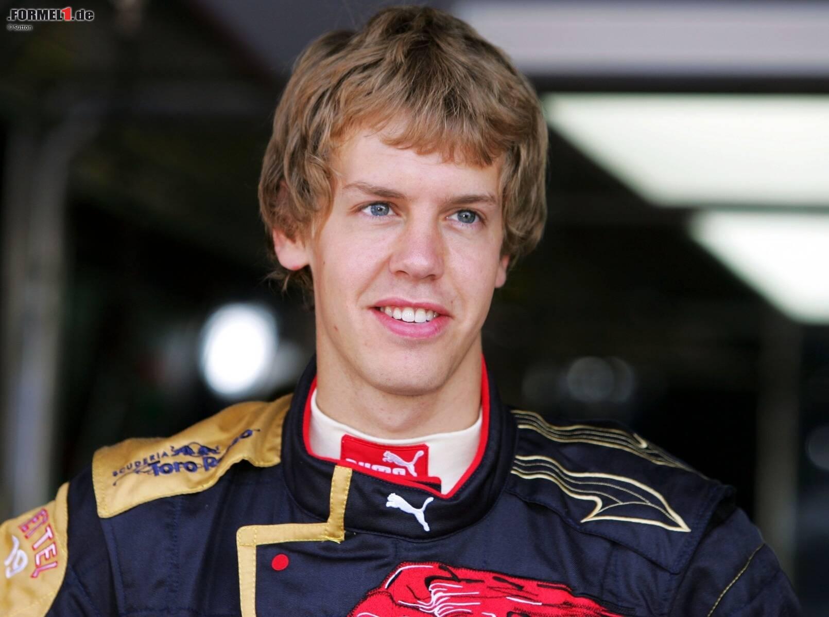 Vettel Baby