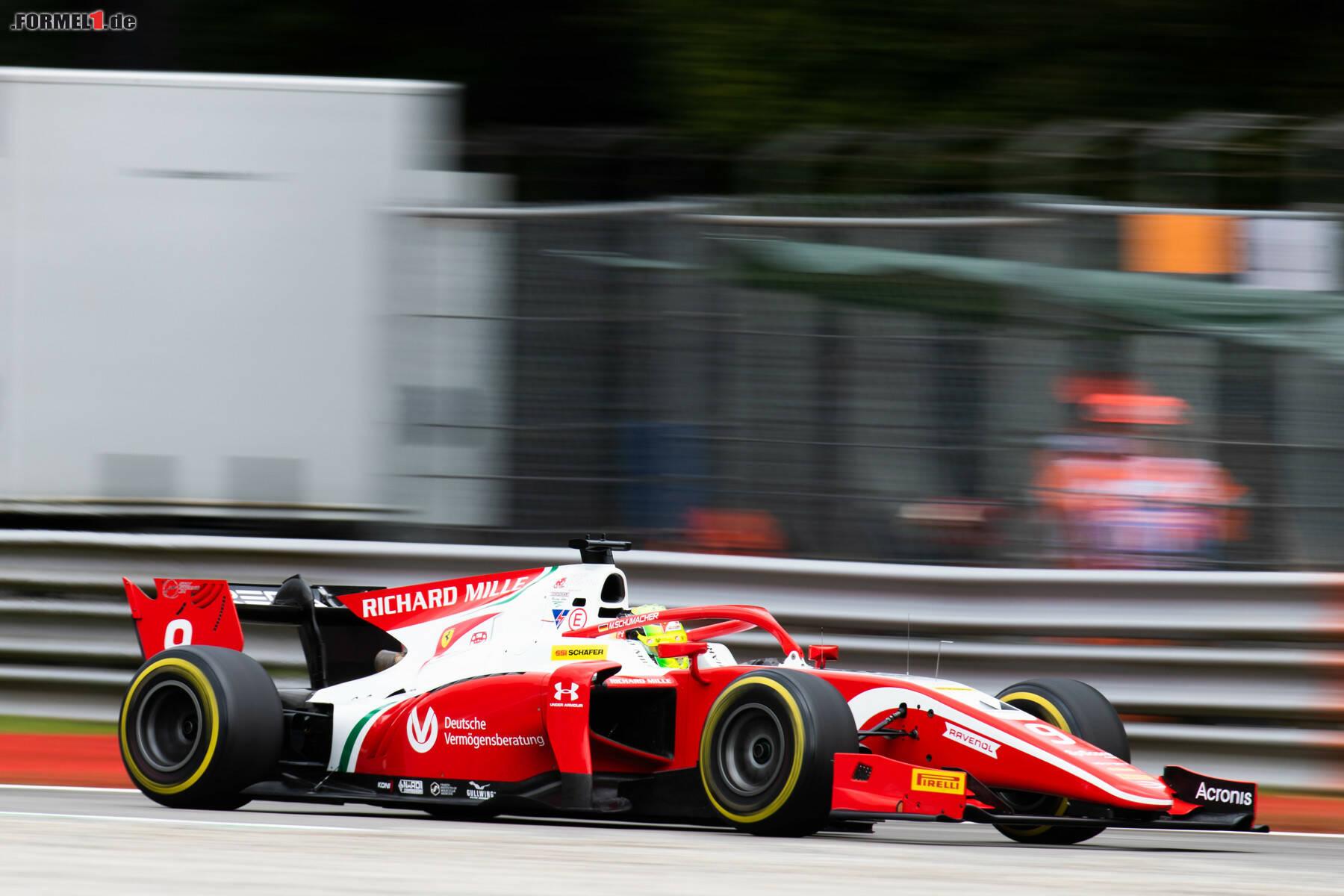 Formel 1 Monza Qualifying