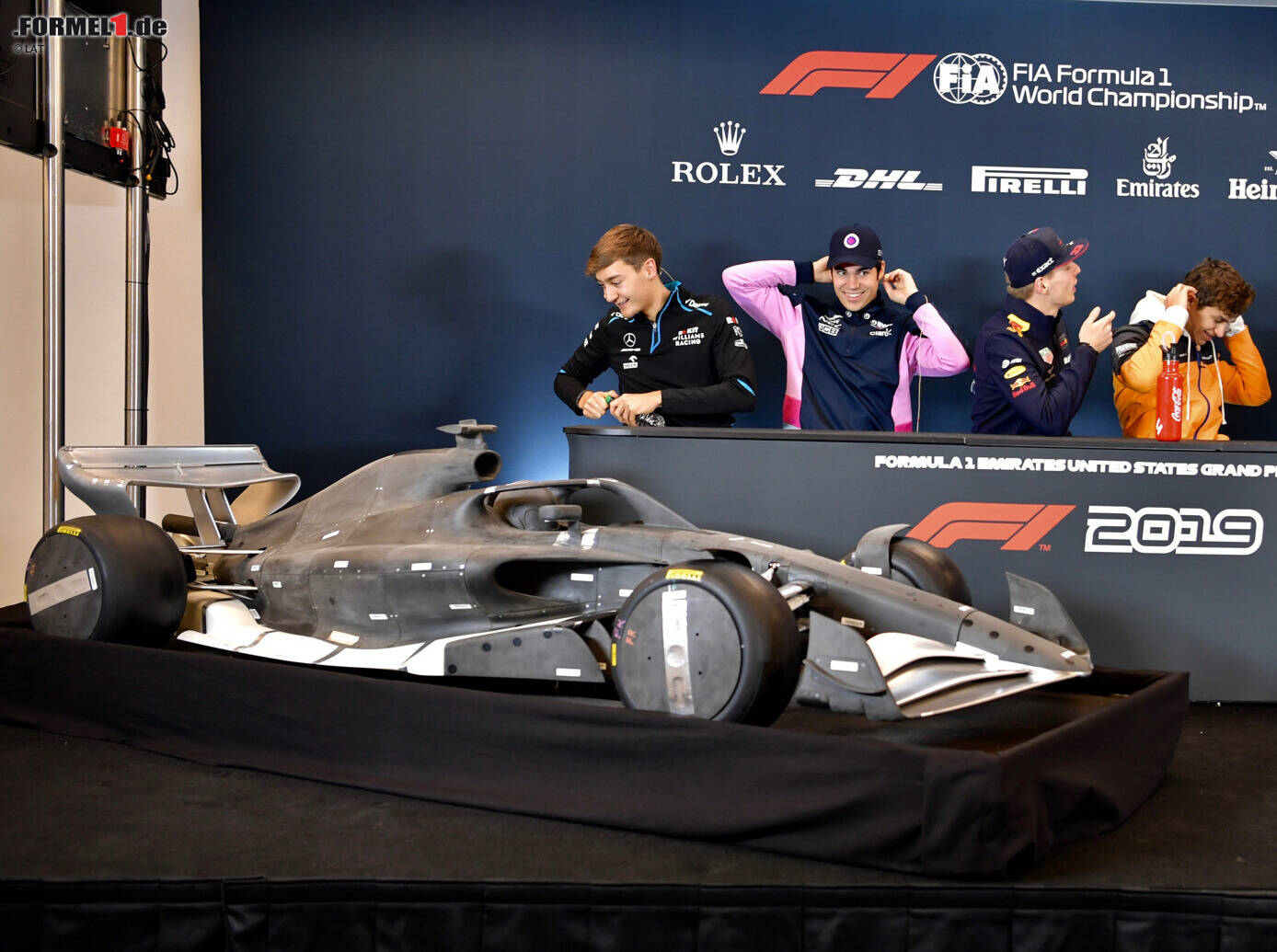 Formel-1-Weltmeisterschaft 2021