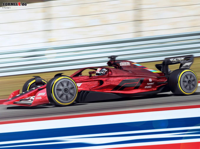 Formel 1 Deutschland 2021