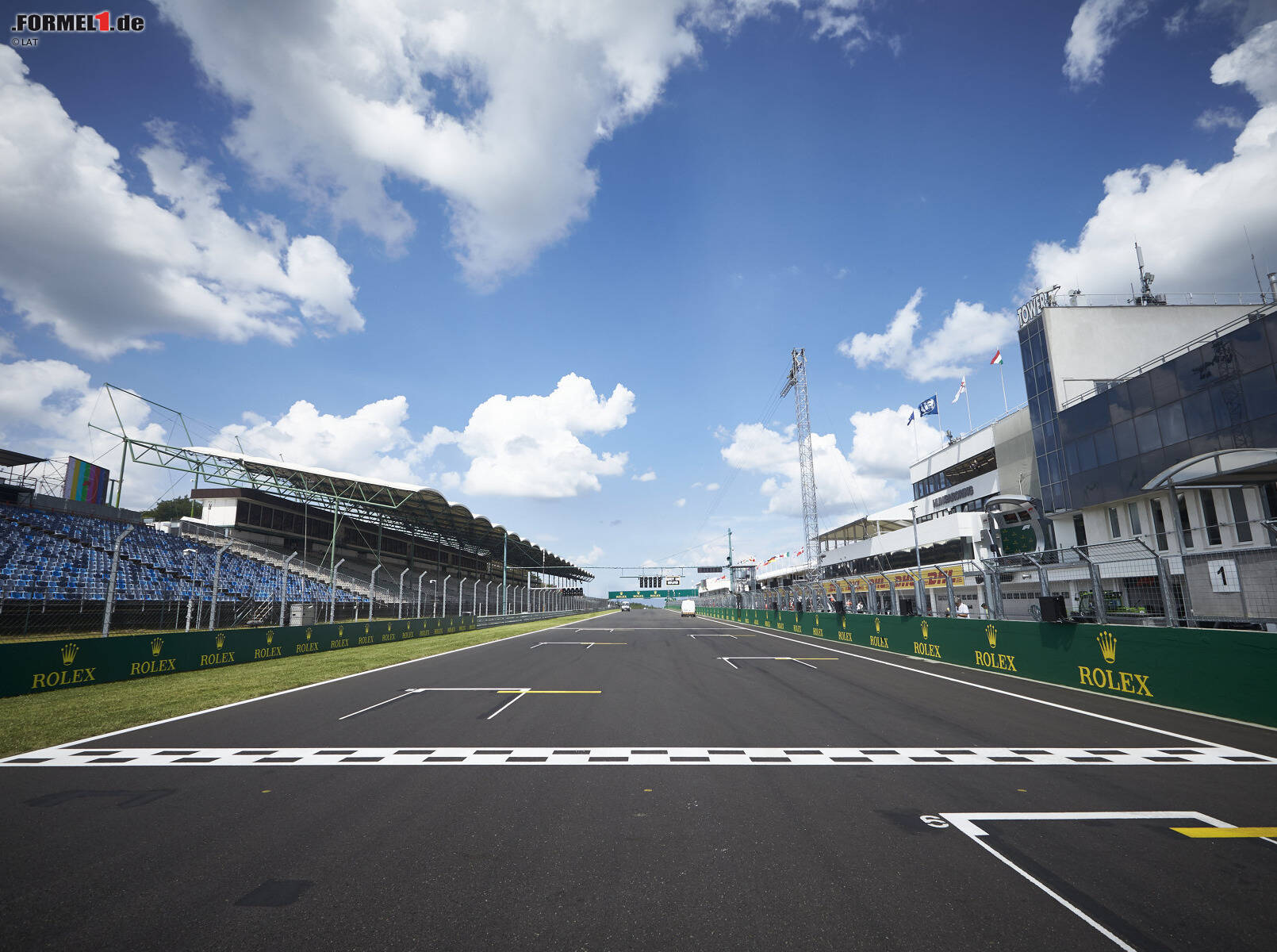 Hungaroring Formel 1 2021