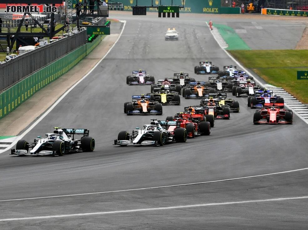 Formel 1 Qualifying 2021