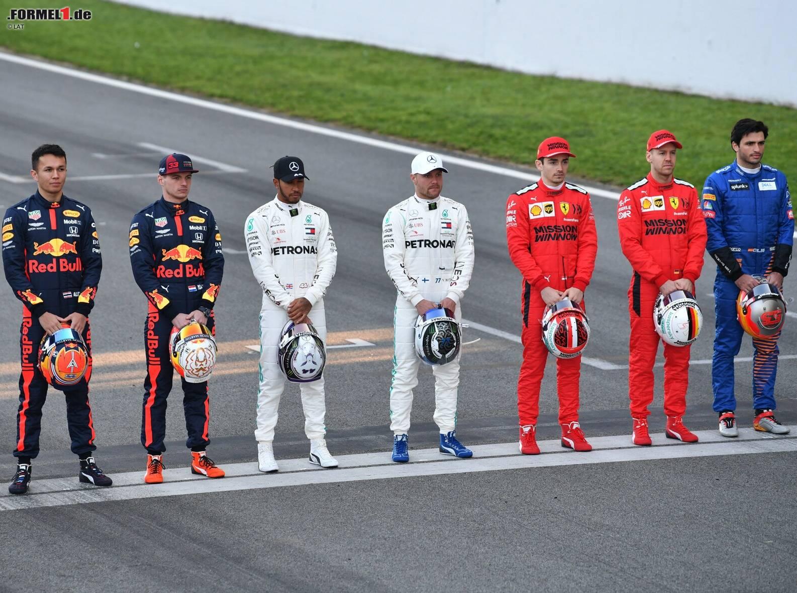 Bester Formel 1 Fahrer