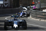 Valtteri Bottas (Williams) und Marcus Ericsson (Sauber)