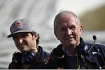 Helmut Marko und Carlos Sainz