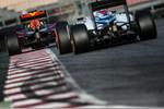 Daniel Ricciardo (Red Bull) und Valtteri Bottas (Williams)