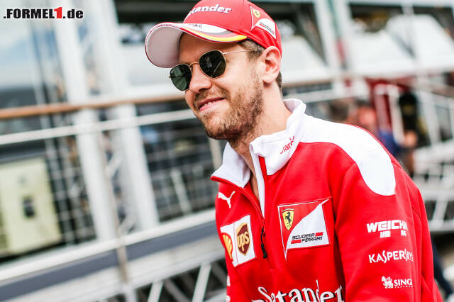 Für Sebastian Vettel war Monza ein besonderes Wochenende, nicht nur wegen des Interviews. Was hinter den Kulissen sonst noch geschah? Klick dich hier durch!