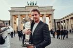 Nico Rosberg in Berlin