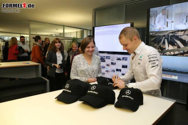 Toto Wolff: Formel-1-Verhaltenskatalog auch für Lewis Hamilton und Valtteri Bottas