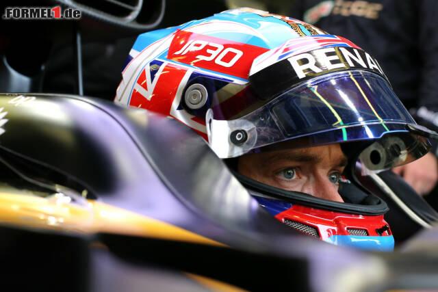 Kubica testet den aktuellen Formel-1-Renault