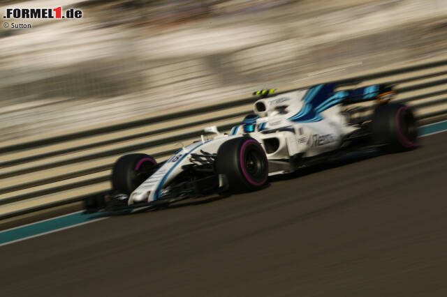 Lance Stroll (Williams)