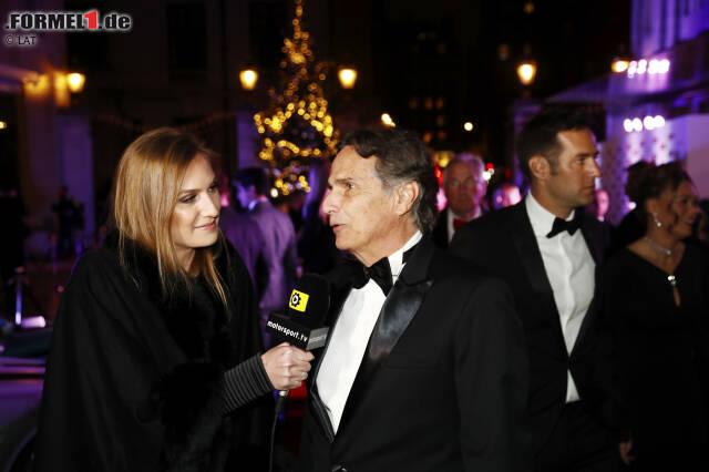 Nelson Piquet im Interview