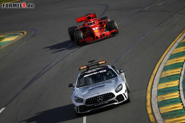 Sebastian Vettel war der Sieger, aber nicht der beste Fahrer in Melbourne. Klicken Sie sich jetzt durch die Noten und die Begründungen unserer Redaktion!