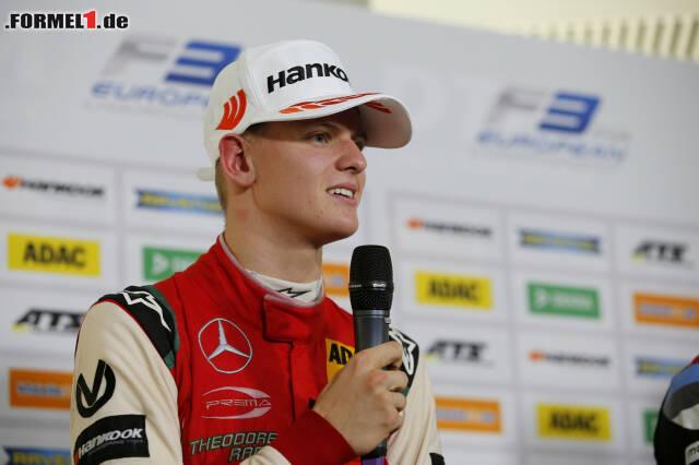 Bekommt Mick Schumacher schon bald seine erste Formel-1-Chance? So ist seine bisherige Karriere verlaufen ...
