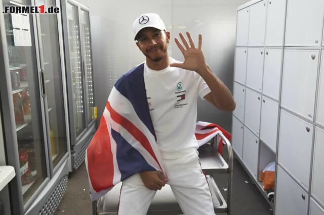 Lewis Hamilton steht als Fahrer des Jahres fest. Aber wie begründet die Redaktion ihre Noten für Mexiko? Jetzt durch alle 20 Fahrer klicken!