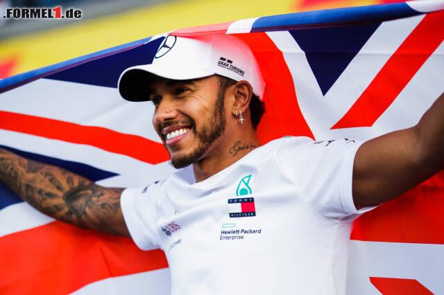 Lewis Hamilton ist der Titelverteidiger und einer der großen Favoriten auf den Gewinn der Formel-1-Weltmeisterschaft 2019. Was für ihn spricht, haben wir in einer Fotostrecke zusammengestellt. Jetzt durchklicken!