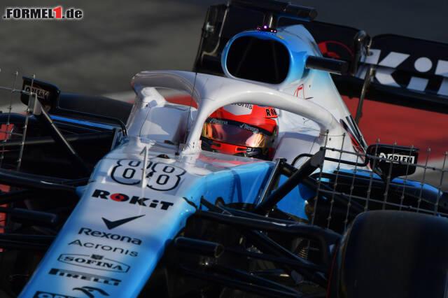 Es sieht nach den Tests, so ehrlich muss man sein, nicht gut aus. Robert Kubica hat an seinem Williams-Team schon scharfe Kritik geübt. Der FW42 gilt als das schlechteste Auto im Feld. Und trotzdem sind uns fünf Gründe eingefallen, warum der Pole 2019 aufs Podium fahren könnte. Jetzt durchklicken!