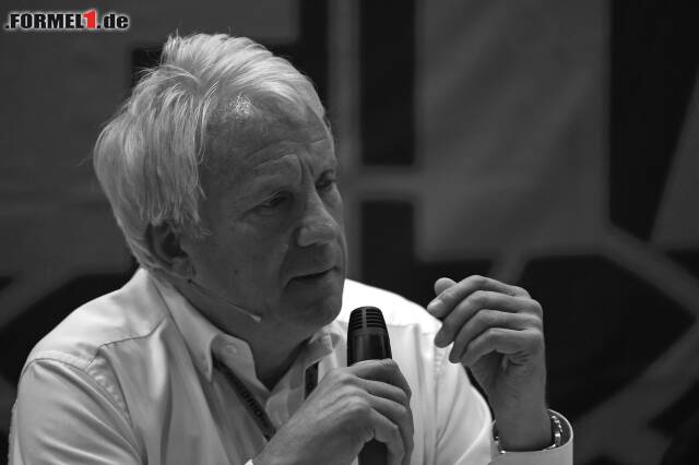 Charlie Whiting Jean Todt  ~Charlie Whiting und Jean Todt ~