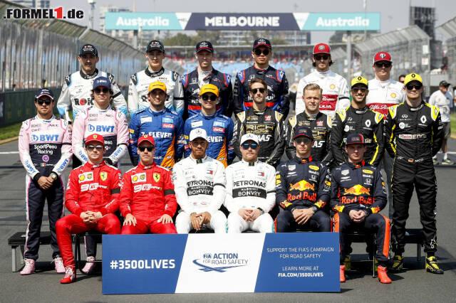 Wer fährt wo in der Formel-1-Saison 2020? Wir geben einen aktuellen Überblick!