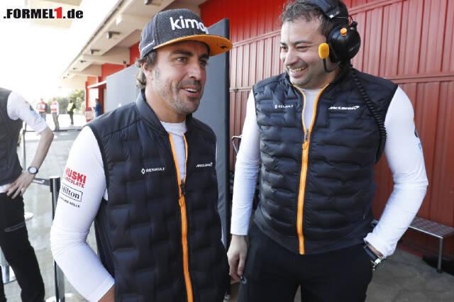 Fernando Alonso wird bereits in Bahrain wieder in ein Formel-1-Auto einsteigen. Er ist aber nicht der einzige Pilot, der einem Test nach Karriereende nicht widerstehen kann, wie unsere Fotostrecke nachfolgend beweist ...