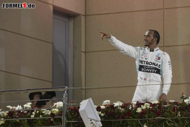 Der fünfmalige Formel-1-Weltmeister Lewis Hamilton ist nun auch Gehaltschampion. Hier sind die Top 10 der Formel-1-Fahrer, die in ihrer Karriere am besten verdient haben!
