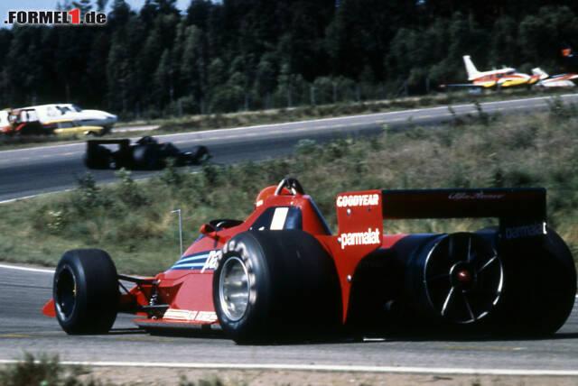 Der BT46B hat eine Siegquote von unschlagbaren 100 Prozent. Jetzt durch die dominantesten Formel-1-Autos der Geschichte klicken!