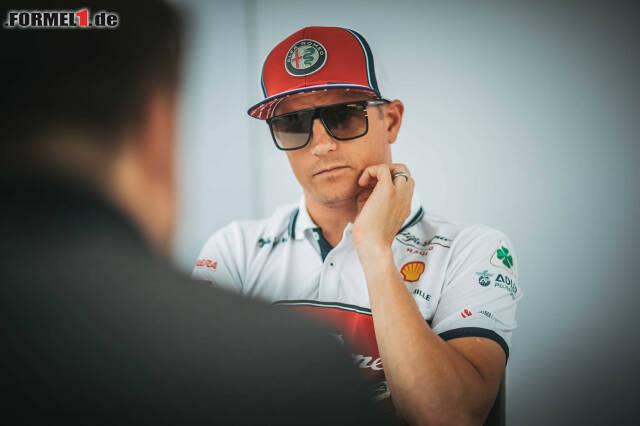 """Kimi Räikkönen im Interview mit Chefredakteur Christian Nimmervoll. Jetzt durch 15 """"Kimi-Classics"""" klicken!"""