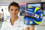 Michael Rossi und Lando Norris (McLaren)