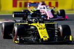 Nico Hülkenberg (Renault) und Sergio Perez (Racing Point)