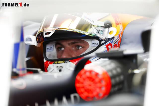 Max Verstappen feiert in den USA sein 100. Formel-1-Rennen. Wir blicken zurück auf die ersten 99 ...