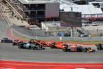 Max Verstappen (Red Bull), Sebastian Vettel (Ferrari), Lewis Hamilton (Mercedes), Charles Leclerc (Ferrari), Lando Norris (McLaren) und Alexander Albon (Red Bull)