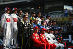 Kimi Räikkönen (Alfa Romeo), Antonio Giovinazzi (Alfa Romeo), Romain Grosjean (Haas), Kevin Magnussen (Haas), Robert Kubica (Williams), George Russell (Williams), Sergio Perez (Racing Point), Lance Stroll (Racing Point), Nico Hülkenberg (Renault), Daniel