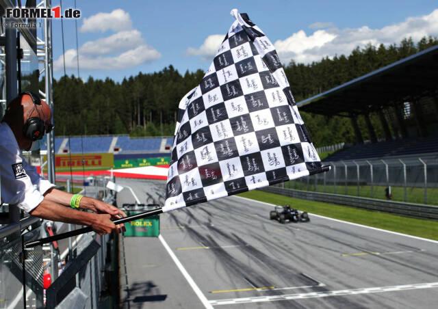 Werden Sie Teil der Zielflagge des Eifel Grand Prix 2020